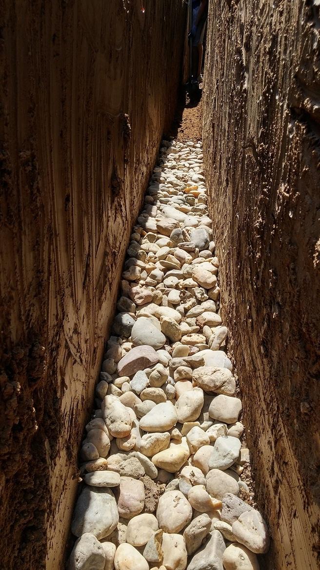 Drenažni kanal iberlauf