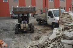 Rušenje zidova Beograd